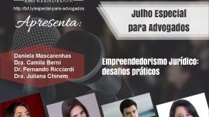 Empreendedorismo Jurídico: desafios práticos